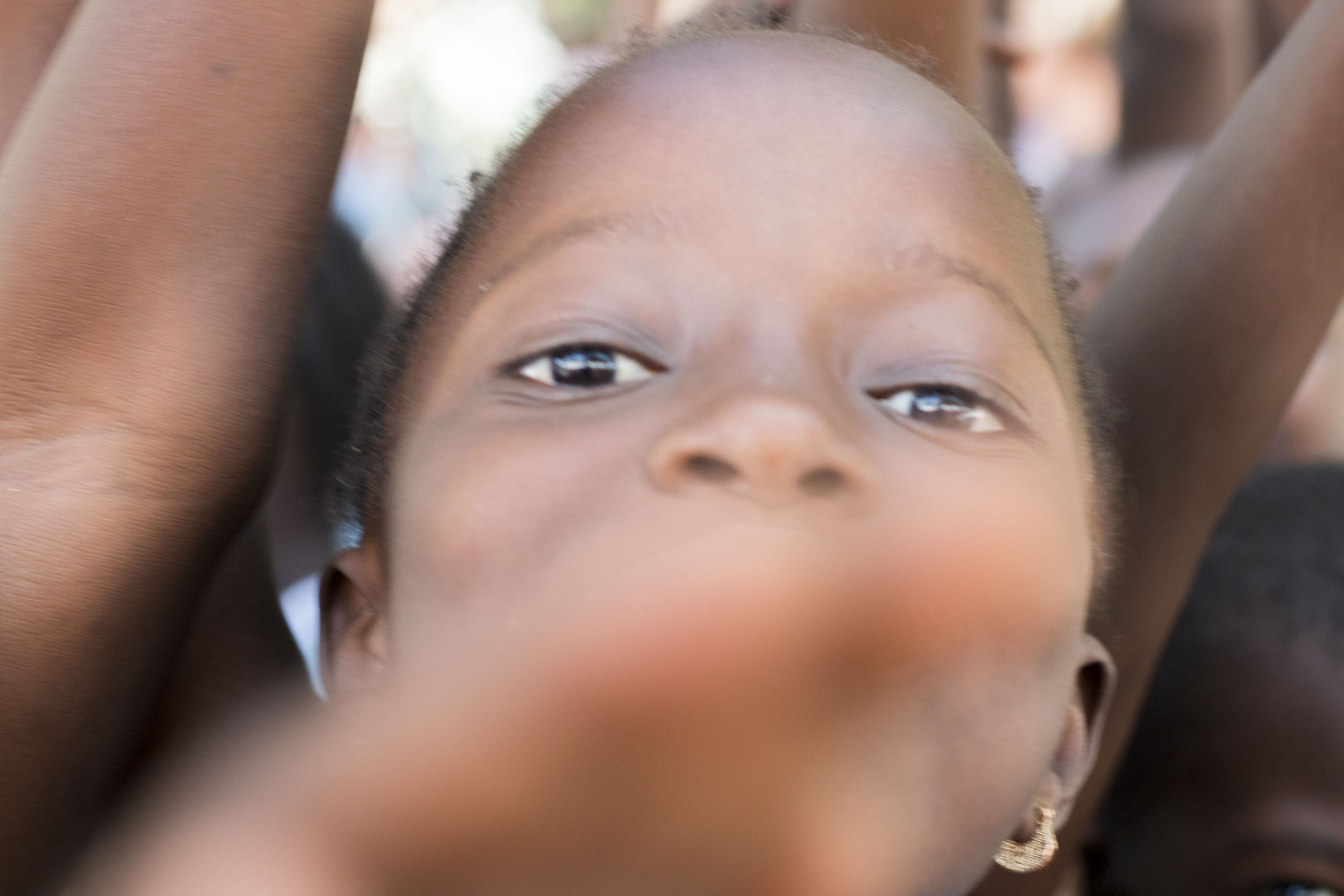 gambia - school