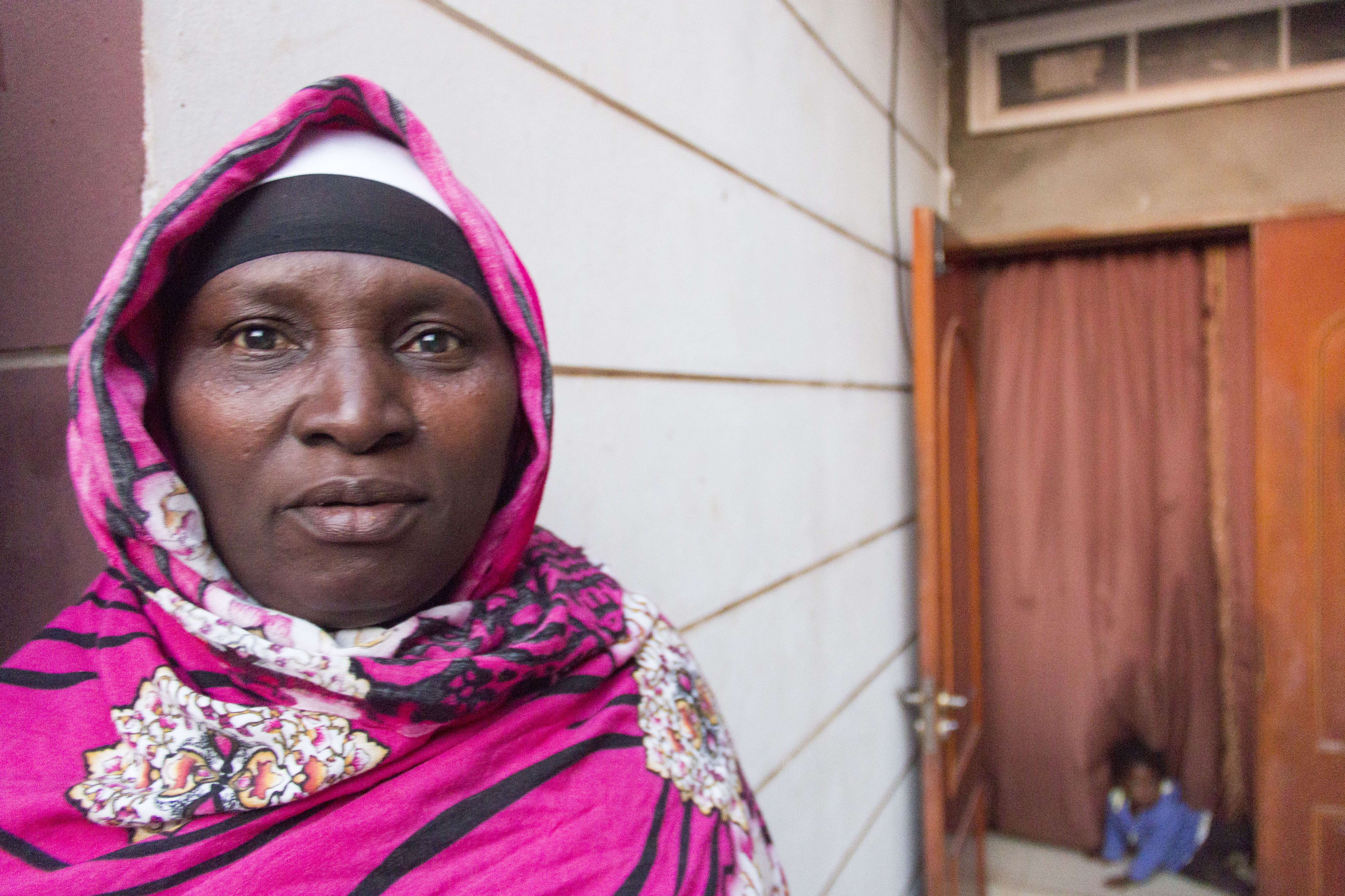 gambia - second wife