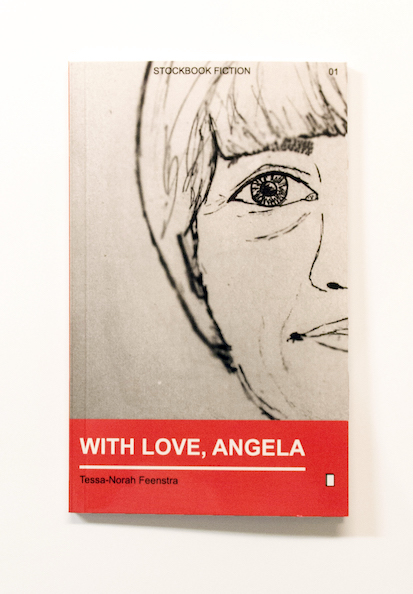 With love angela - cover