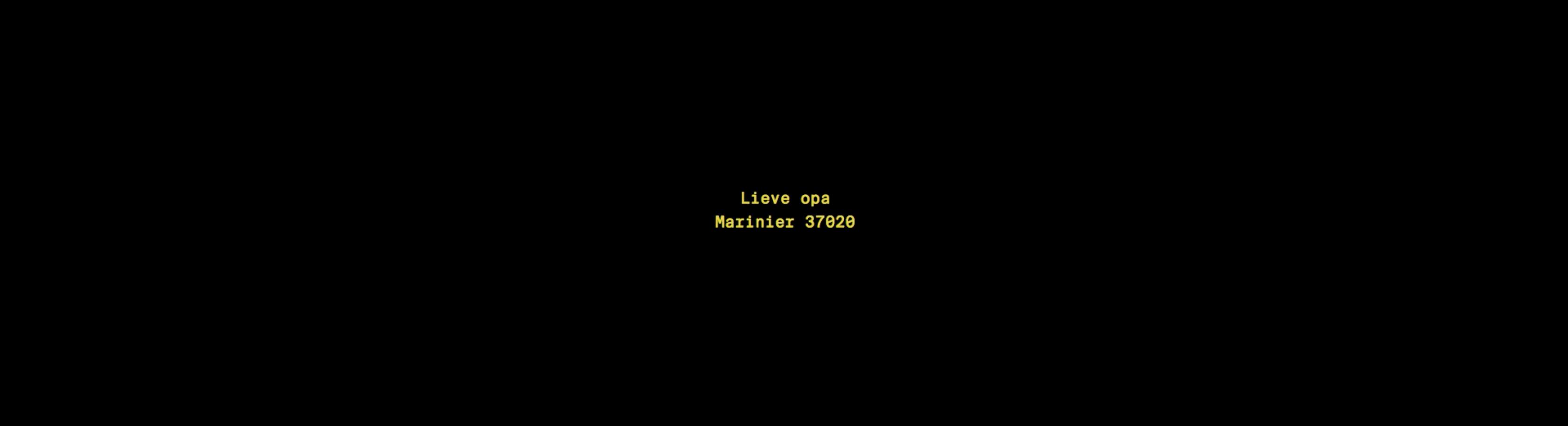 Marinier 37020 – cover