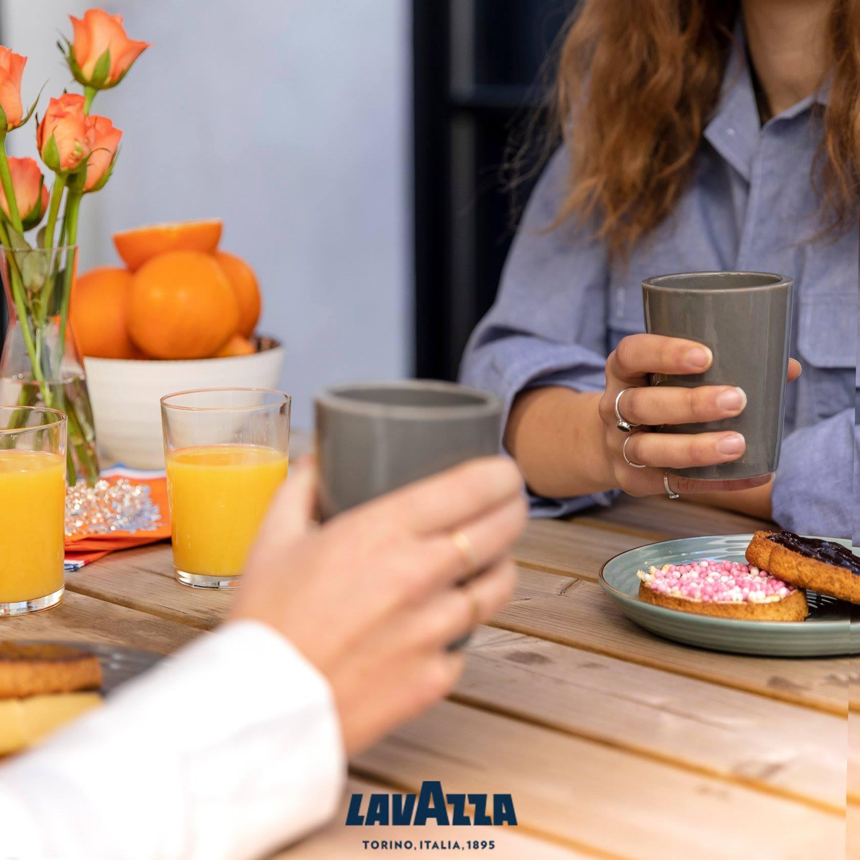 Lavazza koningsdagontbijtje