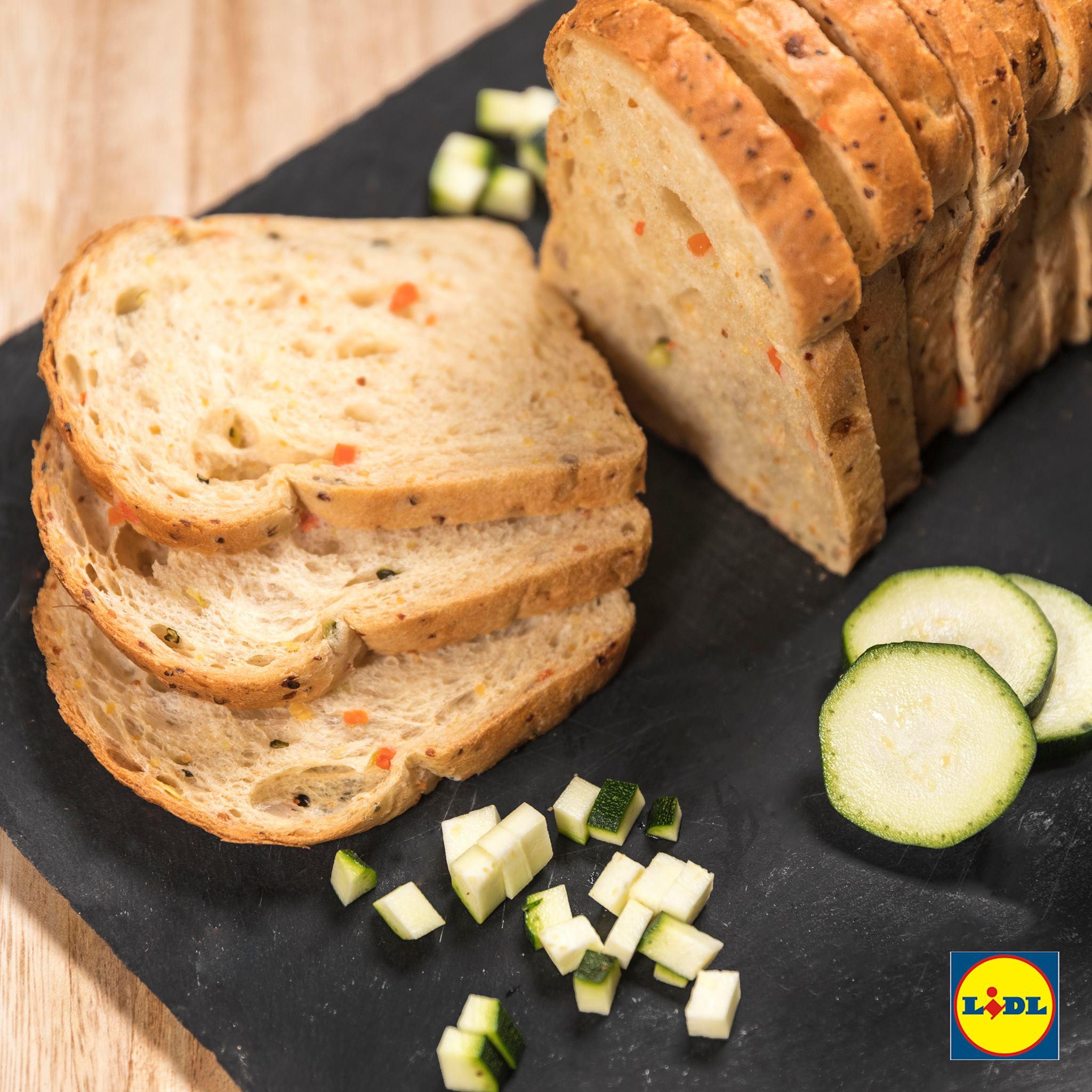Lidl-groentebrood