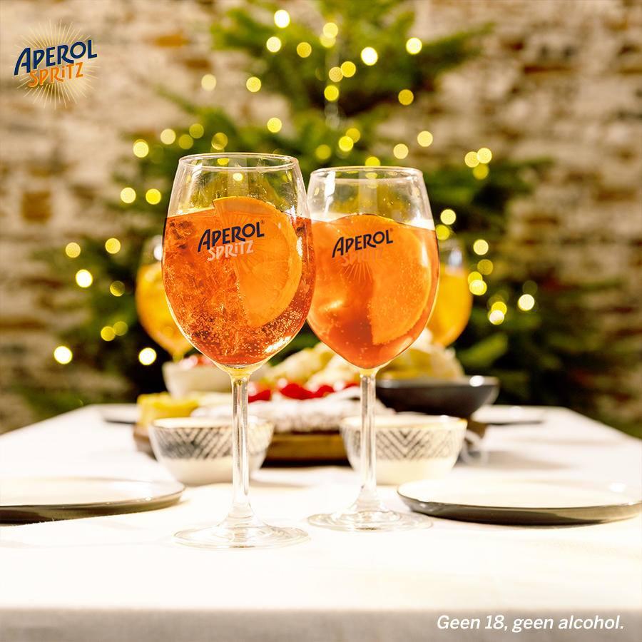 aperol spritz - kerst content - tessanorah feenstra