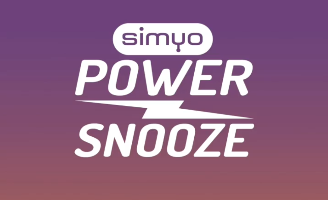 Simyo - Power Snooze