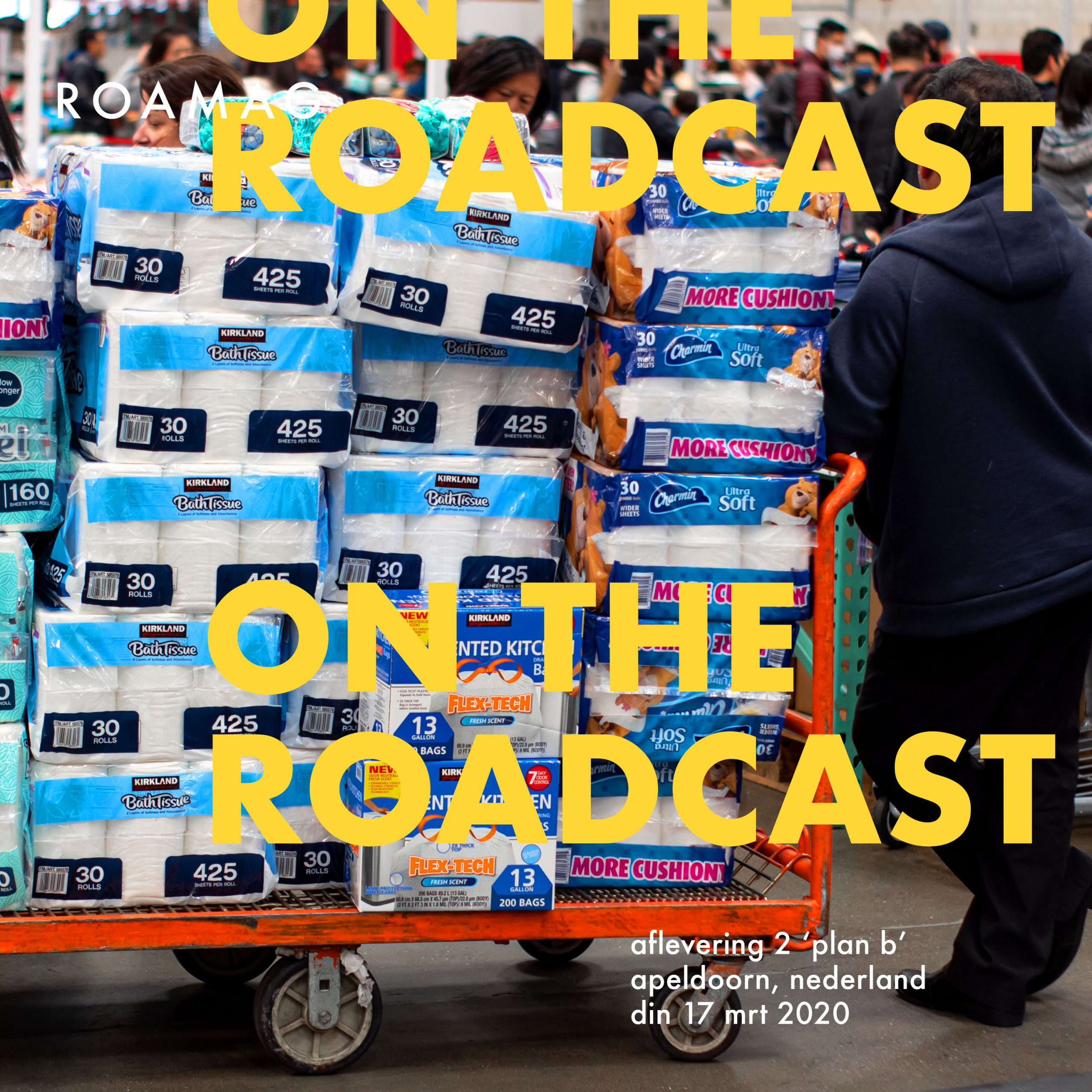 On The Roadcast - Afl. 2